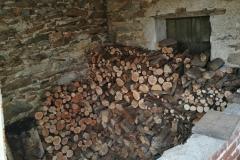 Wo war noch mal der chaotische Holzstapel?