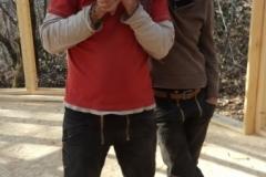 Dream-Team Michael und Emilio .
